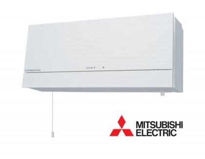 MITSUBISHI VL-100U5-E sienas mini rekuperators